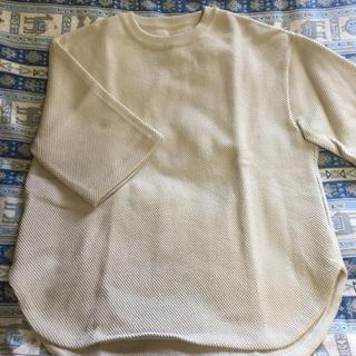 コモリ(COMOLI)の新品未使用クレプスキュール定番鹿の子ニットサイズ1(ニット/セーター)