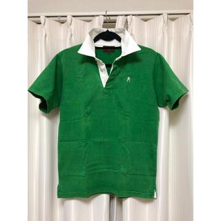 ドライザボーン(DRIZA-BONE)のラガーシャツ(ポロシャツ)