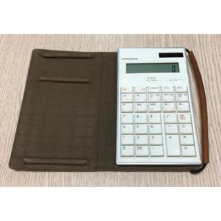 アマダナ(amadana)のamadana 電卓 カバー付き(オフィス用品一般)