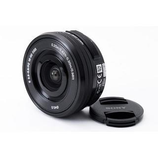 ソニー(SONY)の★新品並★Sony 16-50mm F3.5-5.6 ソニー 306642(レンズ(ズーム))