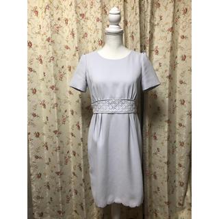 レッセパッセ(LAISSE PASSE)のレッセパッセ  ワンピース ドレス 結婚式(ミディアムドレス)