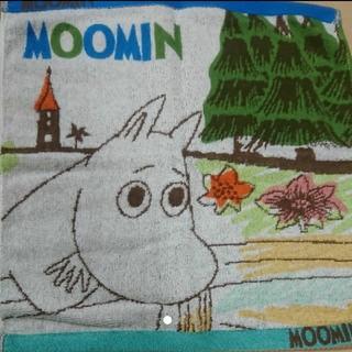 リトルミー(Little Me)のムーミン タオルハンカチ(ハンカチ)