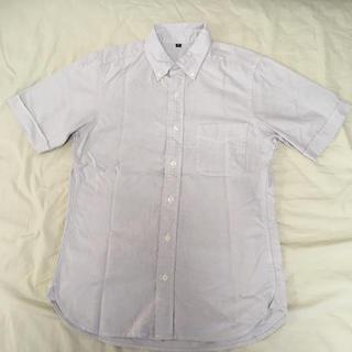 MUJI (無印良品) - 無印良品 半袖シャツ