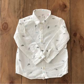 ザラ(ZARA)のZara BabyBoyシャツ(Tシャツ/カットソー)