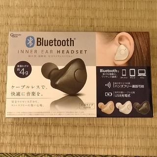 限定値下げ!新品未使用!Bluetoothワイヤレスイヤホン左耳用(ヘッドフォン/イヤフォン)