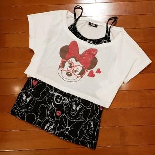 ディートゥエンティフォー(D'24)のミニーD24(Tシャツ(半袖/袖なし))