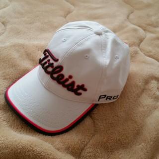 タイトリスト(Titleist)のタイトリスト帽子、ゴルフ帽子 キャップ(キャップ)