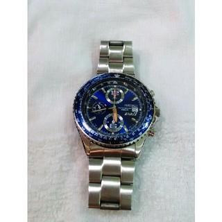 セイコー(SEIKO)のセイコー クロノグラフ ANA パイロット ハッピーフライト (腕時計(アナログ))