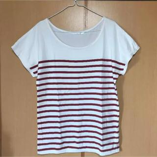 アップタイト(uptight)のアップタイト☻ボーダー Tシャツ(Tシャツ(半袖/袖なし))