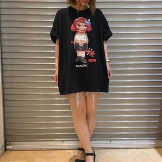 ミルクボーイ(MILKBOY)のMILKBOY ミルクボーイ SICK COUPLE TEE(Tシャツ/カットソー(半袖/袖なし))