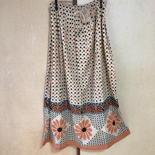 ガネーシュ(GANESH)のGANESH インド製ロングスカート【新品】(ロングスカート)