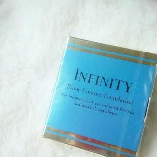 インフィニティ(Infinity)のインフィニティ プライムクチュール ファンデーション 春夏ふわりマシュマロ美肌♡(ファンデーション)