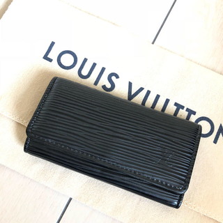 ルイヴィトン(LOUIS VUITTON)ののりさん専用‼︎【未使用】ルイヴィトン  キーケース(キーケース)
