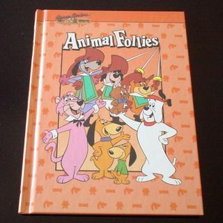 Animal Follies アニマルフォリーズ 絵本 英語版 ハンナバーベラ(アメコミ/海外作品)