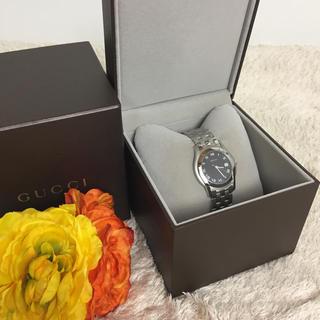 グッチ(Gucci)のGUCCI グッチ 時計  5500M(腕時計(アナログ))