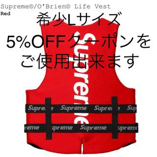 シュプリーム(Supreme)の送料込 L Supreme®/O'Brien® Life Vest(その他)
