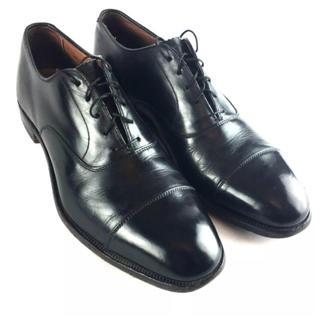 オールデン(Alden)の希少! Alden Calfskin Oxford Shoes US9.5 AC(ドレス/ビジネス)