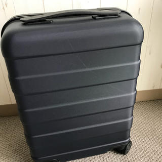 ムジルシリョウヒン(MUJI (無印良品))の無印良品 ハードキャリー(スーツケース/キャリーバッグ)