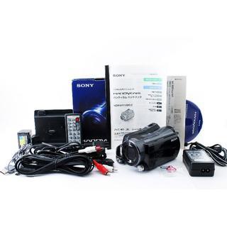 ソニー(SONY)の【120GBの内蔵メモリ】Sony HDR SR12 #1619(ビデオカメラ)