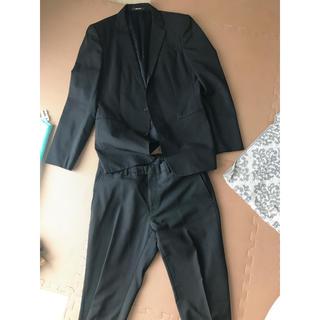 コムサメン(COMME CA MEN)のコムサメン スーツ ネイビーストライプ上下(スーツジャケット)