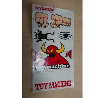 トイマシーン(Toy Machine)のTOY MACHINE トイマシーン ステッカー(スケートボード)