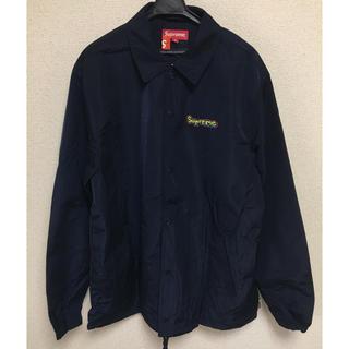 シュプリーム(Supreme)のSupreme 18ss Gonz Logo Coaches Jacket(ナイロンジャケット)