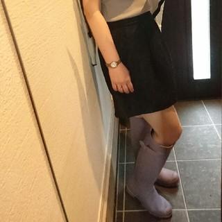 オペーク(OPAQUE)のスカート(ひざ丈スカート)