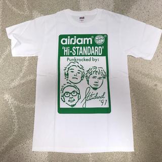 ハイスタンダード(HIGH!STANDARD)の■未使用品 ■ Hi-STANDARD ハイ-スタンダード Tシャツ S(Tシャツ/カットソー(半袖/袖なし))