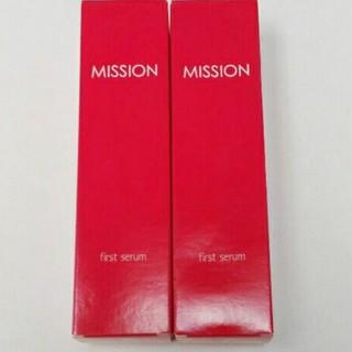 エイボン ミッション ファーストセラム 2本セット