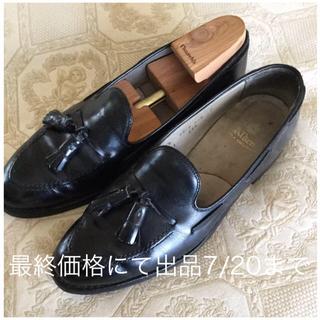 オールデン(Alden)の希少! オールデン タッセルローファー Size 9.5 AA/B 27.5cm(ドレス/ビジネス)