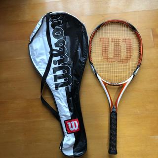 ウィルソン(wilson)のwilsonのテニスラケット(ラケット)