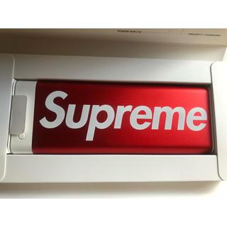 シュプリーム(Supreme)のsupreme mophie encore plus 20k バッテリー (バッテリー/充電器)