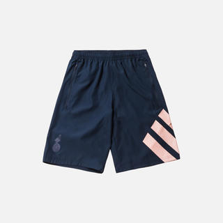 アディダス(adidas)のXS KITH ADIDAS GAME SHORTS FLAMINGOS(ショートパンツ)