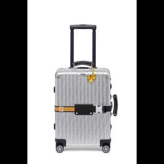 リモワ(RIMOWA)のフェンディ  リモワ コラボ スーツケース 正規品 新品未使用(トラベルバッグ/スーツケース)