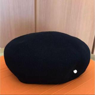 サマーベレー帽(ハンチング/ベレー帽)
