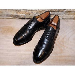 アレンエドモンズ(Allen Edmonds)の超美品 アレンエドモンズ Lexington キャップトゥドレス 黒 29cm (ドレス/ビジネス)