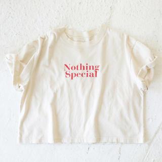 トゥデイフル(TODAYFUL)のNothing Special Tee(Tシャツ/カットソー(半袖/袖なし))