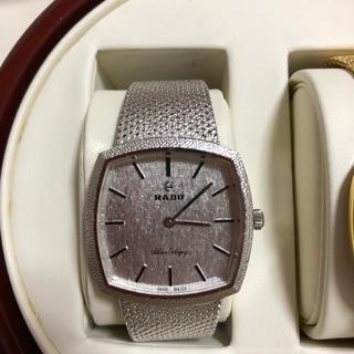 ロンジン(LONGINES)のラドー ロンジンメンズ腕時計セット中古(腕時計(アナログ))