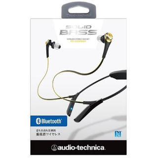 オーディオテクニカ(audio-technica)のオーディオテクニカ Bluetooth イヤホン  ATH-CKS550BT (ヘッドフォン/イヤフォン)