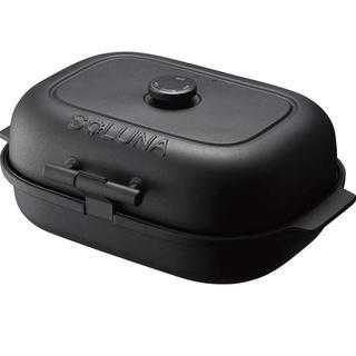 ドウシシャ(ドウシシャ)のドウシシャ 焼き芋メーカー ホットプレート 温度調節機能 付 平面プレート 付(調理機器)