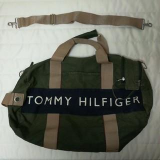 トミーヒルフィガー(TOMMY HILFIGER)のtommy hilflger ボストンバッグ(ボストンバッグ)