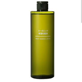 MUJI (無印良品) - MUJI   オーガニック保湿化粧水  400ml