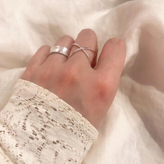 2way  ring シルバー925(リング(指輪))
