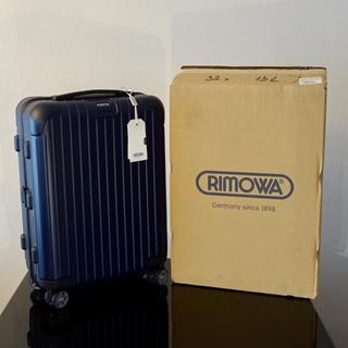 リモワ(RIMOWA)の【正規品本物】リモワ サルサ32L 4輪  機内持込OK 810.52.39.4(トラベルバッグ/スーツケース)