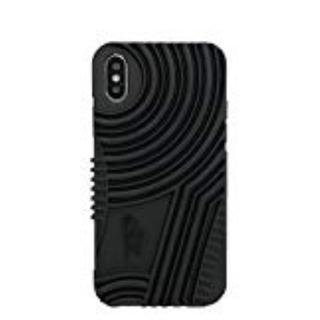 ナイキ(NIKE)のNIKE(ナイキ) エアフォース1 iPhoneX ケース ブラック(iPhoneケース)