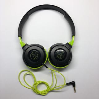 オーディオテクニカ(audio-technica)のオーディオテクニカヘッドホン(ヘッドフォン/イヤフォン)