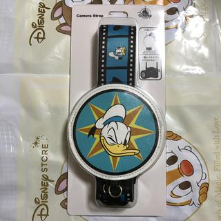ディズニー(Disney)のディズニーストア ドナルド 一眼レフ カメラストラップ (デジタル一眼)