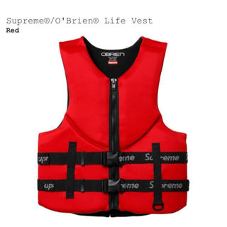 シュプリーム(Supreme)の商品名 O'Brien Life Vest(その他)