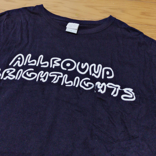afbl all found bright lights tシャツの通販 by ラクマ