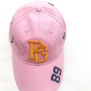 パーリーゲイツ(PEARLY GATES)のピンク♡パーリーゲイツ サンダーキャップ⚡️(キャップ)